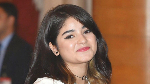 Zaira Wasim Responds To Anger Over Her Locust Attack Tweet | None Of The Opinions Define My Intentions