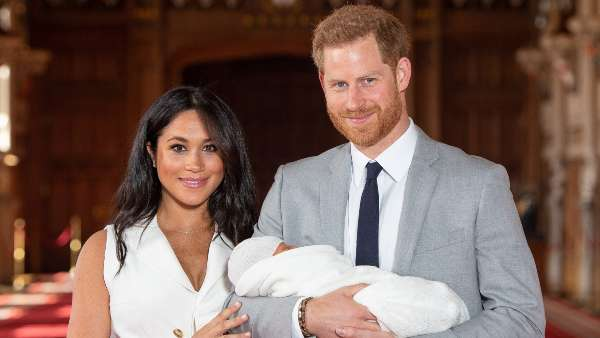 Prince Harry And Meghan Markle File Lawsuit Over Drone Photos Of Son Archie