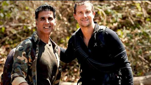 Akshay Kumar Says He Will Remember The Mad Adventure With Bear Grylls For Life