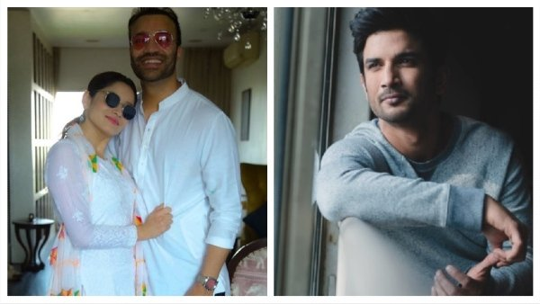 Ankita Lokhande & BF Vicky Jain Request Everyone To Join Global Prayer Meet For Sushant On Independence Day