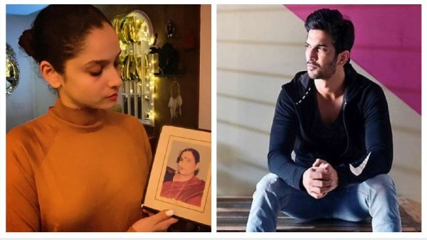 Ankita Lokhande Shares A Picture With Sushant Singh Rajput's Mother | Ankita Supports #Warriors4SSR Trend