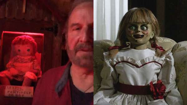 Fans Of The Conjuring Series Have Hilarious Reactions To Rumours Of Doll Annabelle 'Escaping'