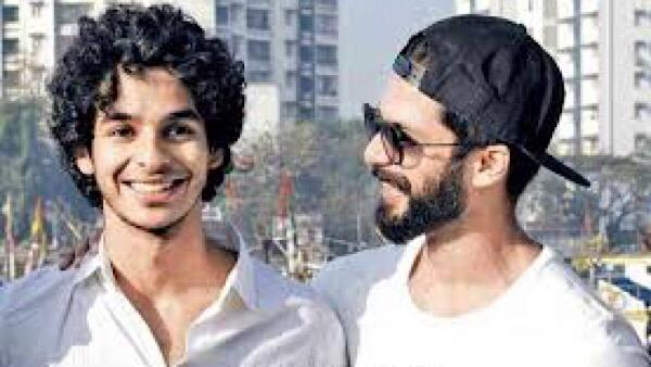 Ishaan Not Irked When Recognized As Shahid Kapoor's Brother