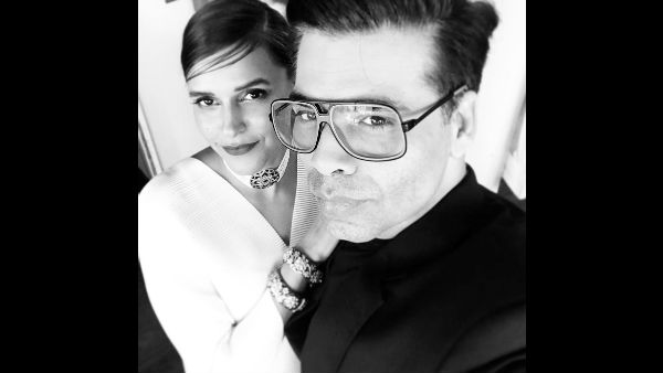 Neha Dhupia Speaks Up On Being Taunted For Her Friendship With Karan Johar