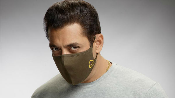Salman Khan Faces Wrath Of Netizens After Launching Branded Masks Amid Pandemic Scare