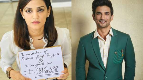 Sushant Singh Rajput's Sister Shweta Says 'It's Time We Find The Truth And Get Justice'