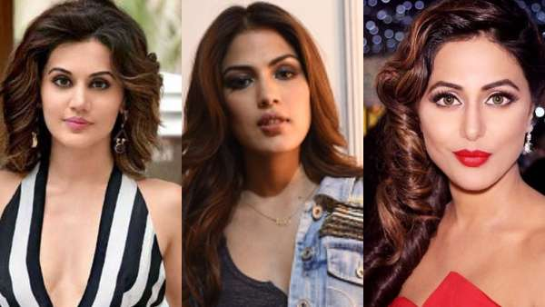 Taapsee Pannu, Hina Khan Condemn Media Trial Of Rhea Chakraborty; Say 'Trust The Law Of The Land'