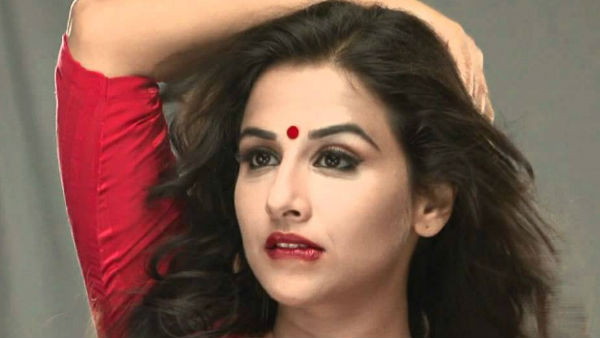 Vidya Balan Was Called Mad And Warned Against Signing The Dirty Picture