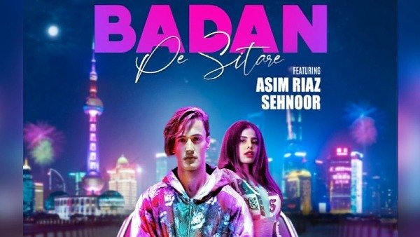Asim Riaz & Sehnoor's Badan Pe Sitare Is A Cool Remix Of The Retro Song; Asim Steals The Limelight
