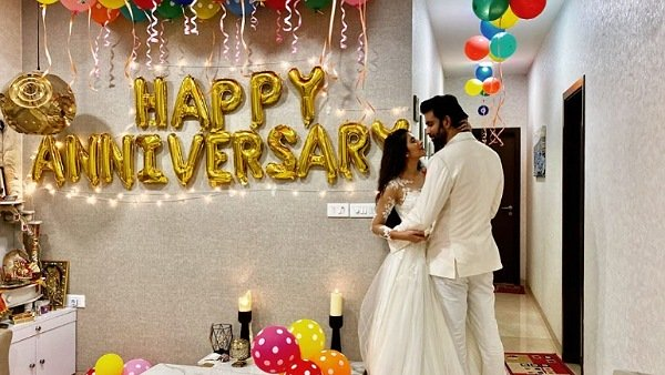 Charu Asopa & Rajeev Sen Trolled For Celebrating 1st Anniversary 3 Months After Actual Wedding Date