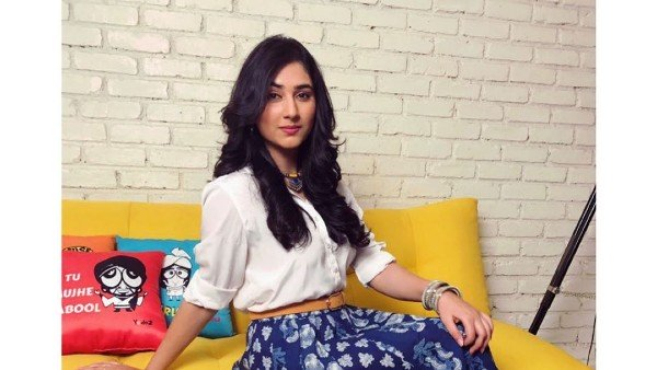Disha Parmar Tests Positive For COVID-19; Says 'Being Positive Never Was So Awful!'