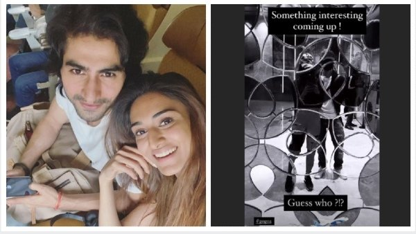 Erica Fernandes And Harshad Chopda To Feature In A Music Video?