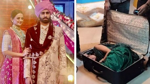 Ishq Mein Marjawan 2's Helly Shah Tests Negative For COVID-19; Reacts To The Hilarious 'Viral' Suitcase Scene