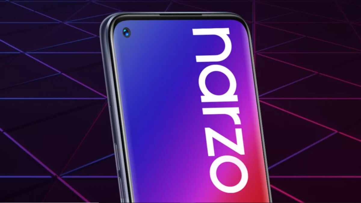 Realme Narzo 20 Series Processor Details Tipped Ahead of Launch