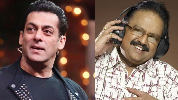 Salman Khan Prays For Singer SP Balasubrahmanyam's Speedy Recovery | Salman Khan Wishes Singer SP Balasubrahmanyam Speedy Recovery With An Emotional Post