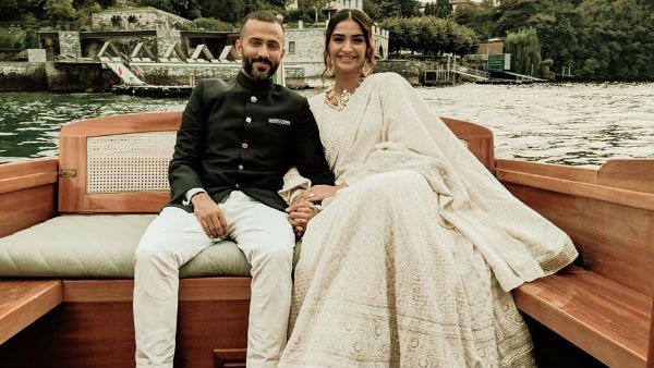 Sonam Kapoor Blasts A Troll For Calling Her Husband Anand Ahuja The Ugliest