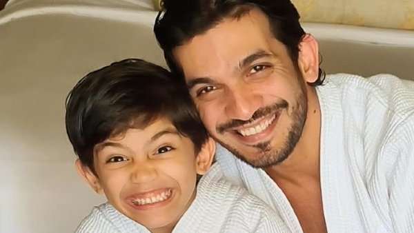 Arjun Bijlani's Son Tests COVID-19 Positive; Actor Asks People Not To Take Virus Lightly