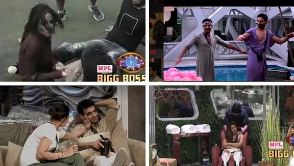 Bigg Boss 14: Jasmin Lashes Out At Eijaz & Others During Immunity Task; Pavitra In Love With Eijaz?