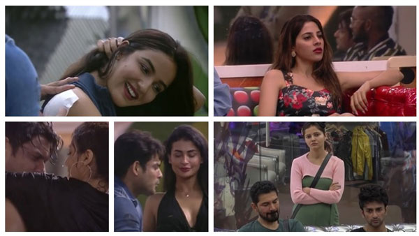 Bigg Boss 14: Nikki Steals The Limelight! Actress' Sizzling Dance With Sidharth & Fight With Girls Grab Eyeballs