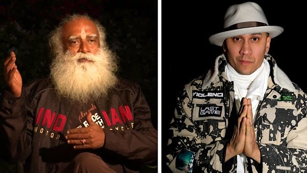 Black Eyed Peas Taboo And Sadhguru Talk About The Wisdom And Power Of Native American Culture