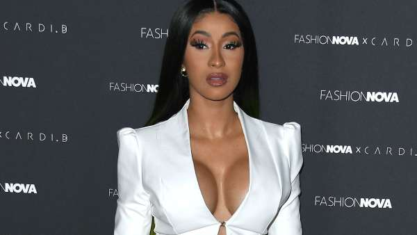 #B*obsOutForCardi Trends After Rapper Cardi B Accidentally Leaks Topless Picture