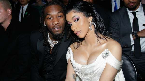 Cardi B Confirms Reunion With Offset A Month After Filing For Divorce