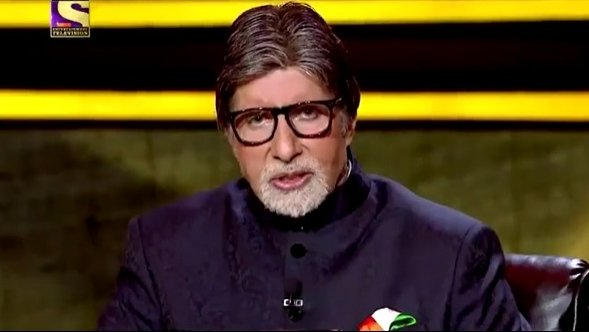 KBC 12: Big B Reacts To Contestant's Joke On Prize Money