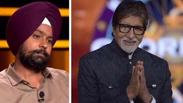KBC 12   Covid Frontline Worker Shares Experiences, Amitabh Bachchan Reveals Touching Childhood Story