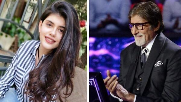 KBC 12: Sanjana Sanghi Reacts To KBC Question About Her