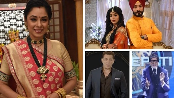 Latest TRP Ratings: Anupamaa Tops The TRP Chart; KBC 12 & Bigg Boss 14 Struggle To Reach Top 5 Slots