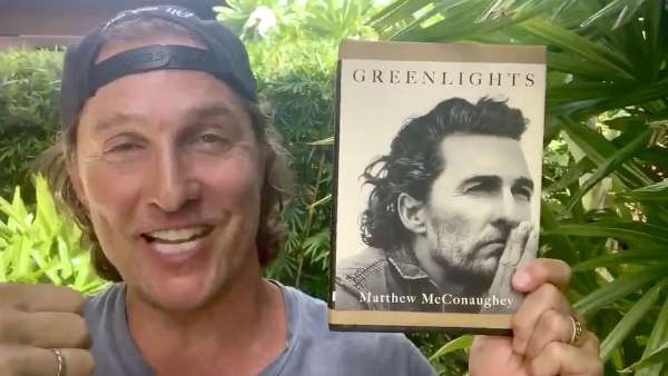 Matthew McConaughey In His Memoir Greenlights: Was Blackmailed Into Having Sex At The Age Of 15