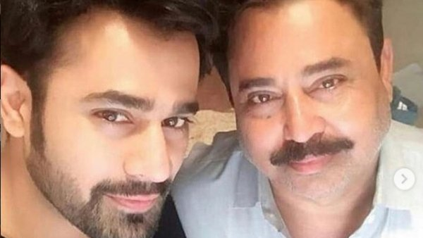 Pearl V Puri Pens Heartbreaking Post On Father's Death: For The First Time In Life I Feel Powerless