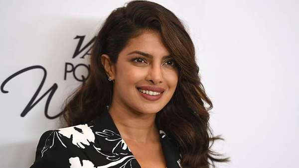 Priyanka Chopra Reveals New Project With Celine Dion And Sam Heughan