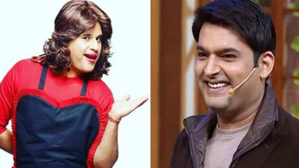 The Kapil Sharma Show: Kapil Reveals That Krushna Refused To Work On The Show For THIS Reason
