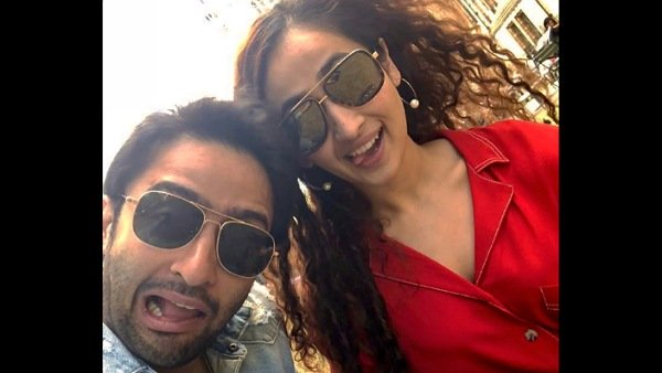 Shaheer Sheikh & Ruchikaa Ties The Knot; Actor Says I've Found A Partner With Whom I Get To Be Myself