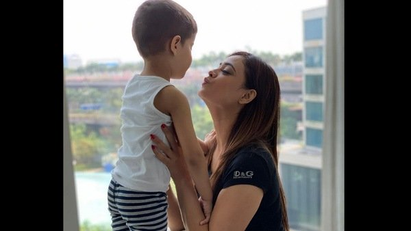 Shweta Tiwari Wishes Son On His Birthday With An Adorable Post; Abhinav Accuses Shweta Of Not Letting Him Meet His Son