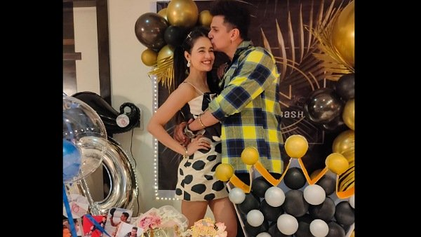 Yuvika Chaudhary Organises Surprise Birthday Party For Prince Narula; Calls Him 'My Life'