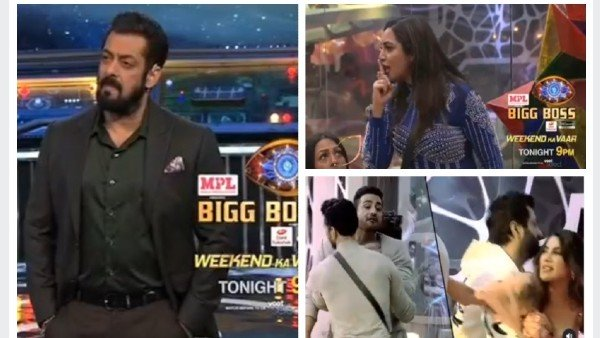 BB 14: Salman Khan Supports Vikas, Slams Arshi For Commenting On His Mother; Arshi Says 'I'm Leaving The Show' | Aly & Nikki Fight