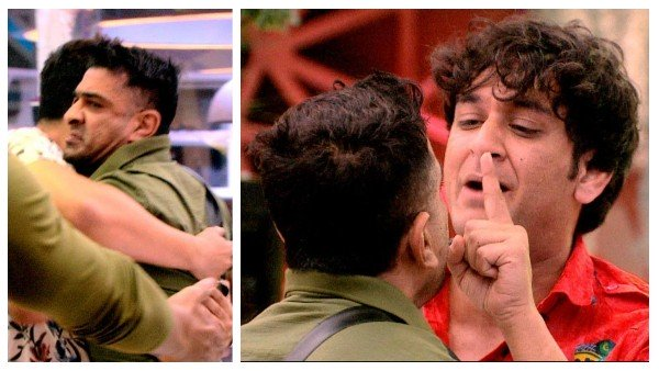 Bigg Boss 14 December 25 Highlights: Vikas & Eijaz Get Into A Nasty Fight; Housemates Get Letters From Family