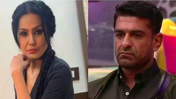 Bigg Boss 14: Kamya Panjabi Takes A Jibe At Eijaz Khan, Says He Has 'Touch Issue' According To His Convenience