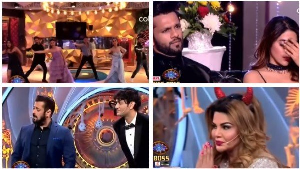 Bigg Boss 14 Weekend Ka Vaar: Rakhi Sawant, Vikas & Others Make Entry; Salman Khan Asks Rahul Vaidya To Leave The House