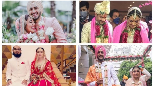 From Neha Kakkar-Rohanpreet To Aditya Narayan-Shweta Agarwal, TV Celebs Who Got Married In 2020