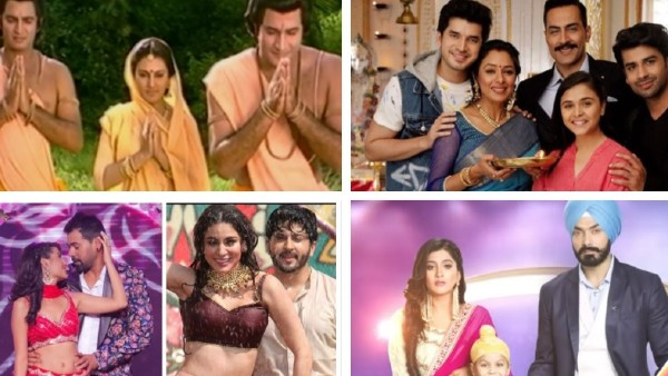From Ramayan, Anupamaa To Choti Sarrdaarni, TV Shows That Topped TRP Chart In 2020