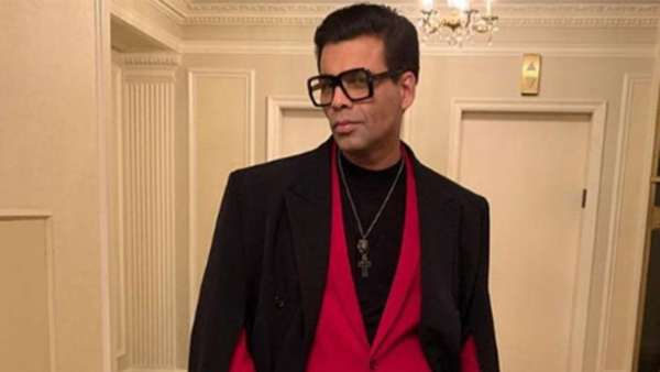 Karan Johar's Epic Reply To Being Called The Favourite Wife