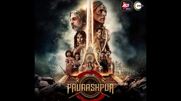 Paurashpur Teaser Out To Be Out On ALTBalaji And ZEE5 | Enter World Of Royalty, Gender Struggles And Vendetta