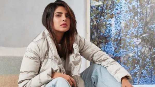 Priyanka Chopra Shares Candid BTS Photo From The Sets Of Text For You