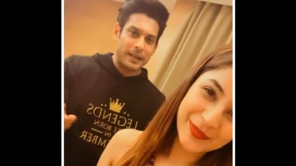 Sidharth Shukla Celebrates His Birthday With Shehnaaz Gill At Midnight | Sid Pokes Fun At Rashami As He Turns 40
