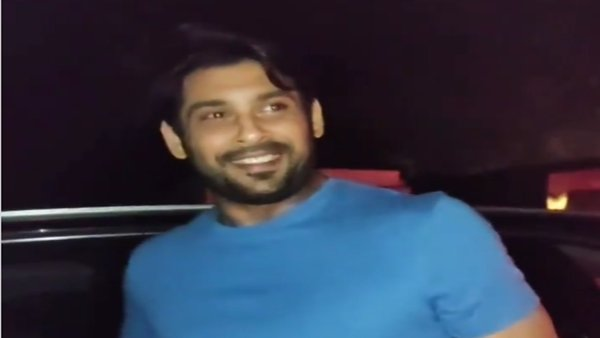 Sidharth Shukla Has A Candid Chat With Paparazzi At 4 AM; Video Trends On The Internet