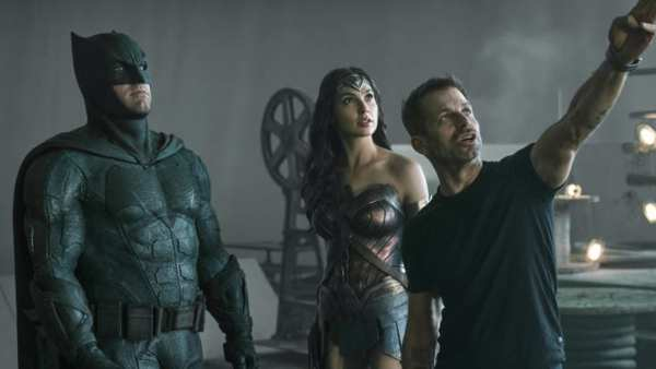 Zack Snyder Hints Justice League Will Be R-Rated