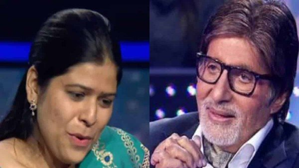 Amitabh Bachchan Teases KBC 12 Contestant Who Will Get Married On Jan 29, Asks If She Secretly Talks Over The Phone